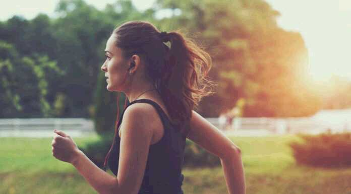 jogging with Type 2 diabetes